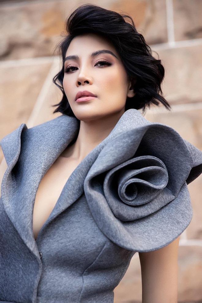 Cựu siêu mẫu Việt từng 20 lần thụ tinh nhân tạo, giục chồng lấy vợ mới giờ ra sao? - ảnh 7