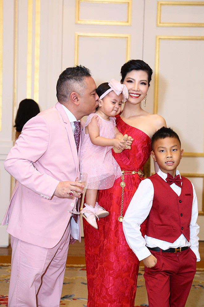 Cựu siêu mẫu Việt từng 20 lần thụ tinh nhân tạo, giục chồng lấy vợ mới giờ ra sao? - ảnh 5