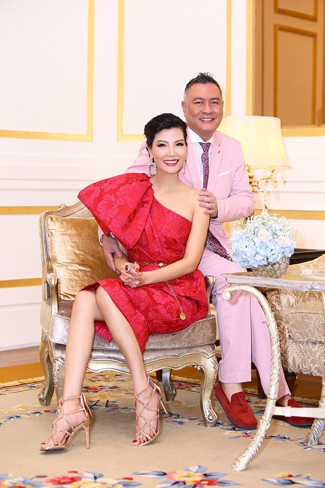 Cựu siêu mẫu Việt từng 20 lần thụ tinh nhân tạo, giục chồng lấy vợ mới giờ ra sao? - ảnh 4
