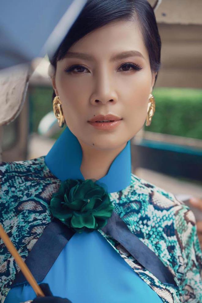 Cựu siêu mẫu Việt từng 20 lần thụ tinh nhân tạo, giục chồng lấy vợ mới giờ ra sao? - ảnh 3