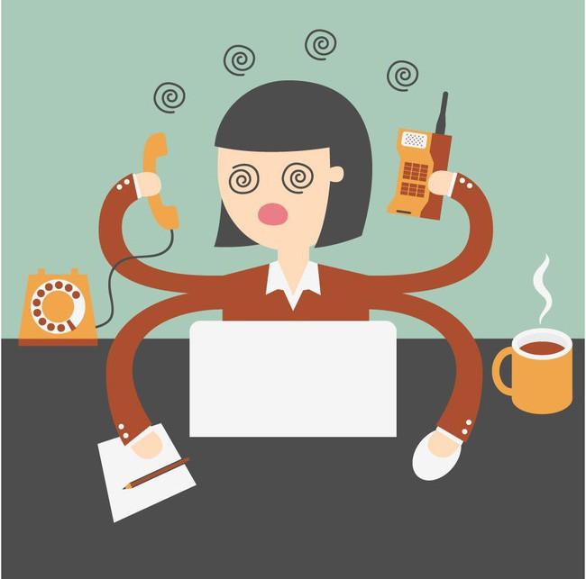 Thấy đồng nghiệp bận rộn không được thở ra 5 câu này để tránh trở thành kẻ vô duyên - Ảnh 1.