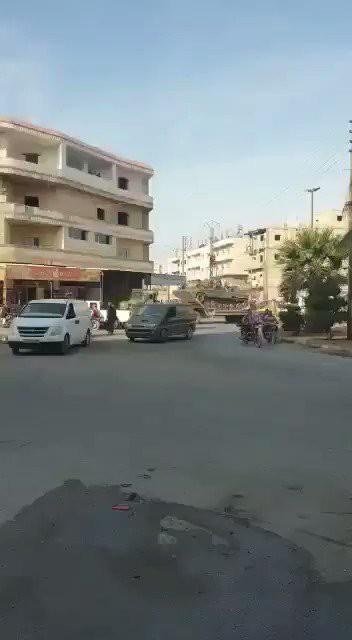 QĐ Syria bị bắt sống xe tăng hiện đại - Chiến sự 1 ngày bằng 4 năm, xoay chuyển chóng mặt - Ảnh 3.
