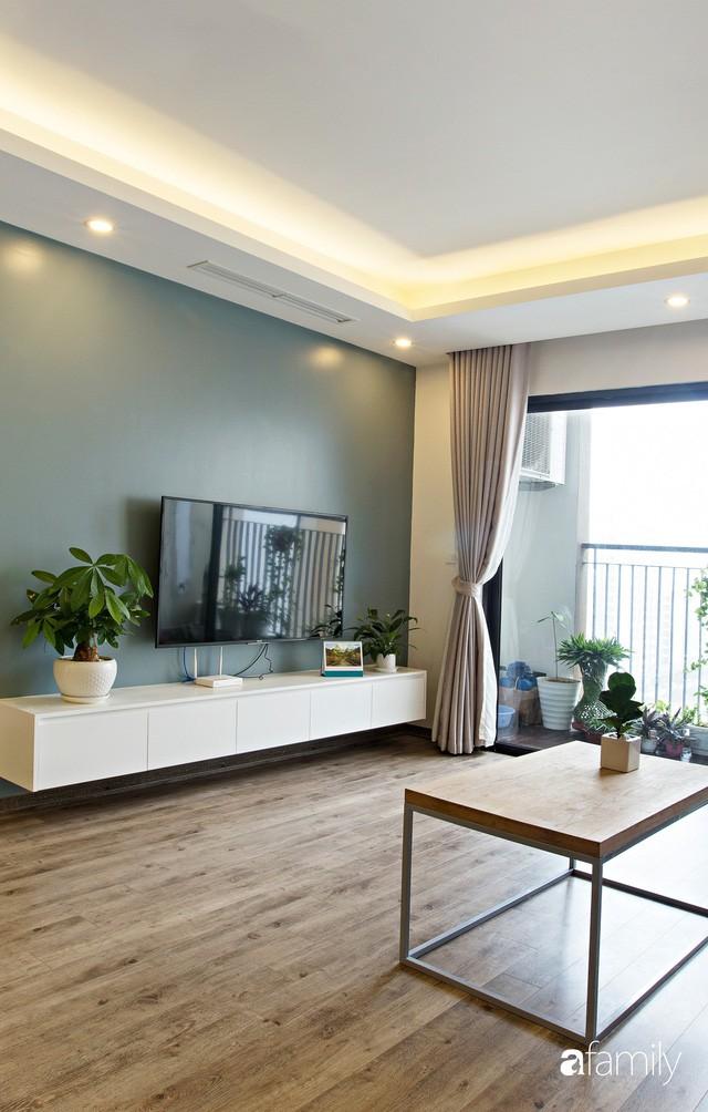 Căn hộ 100m² gây ấn tượng theo phong cách đương đại có tổng chi phí 260 triệu đồng ở Long Biên, Hà Nội - Ảnh 10.