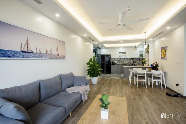 Căn hộ 100m² gây ấn tượng theo phong cách đương đại có tổng chi phí 260 triệu đồng ở Long Biên, Hà Nội - Ảnh 11.