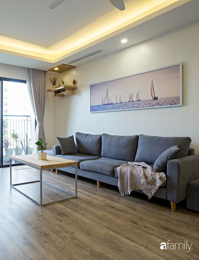 Căn hộ 100m² gây ấn tượng theo phong cách đương đại có tổng chi phí 260 triệu đồng ở Long Biên, Hà Nội - Ảnh 12.