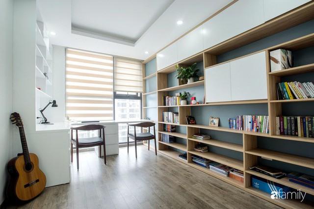 Căn hộ 100m² gây ấn tượng theo phong cách đương đại có tổng chi phí 260 triệu đồng ở Long Biên, Hà Nội - Ảnh 17.