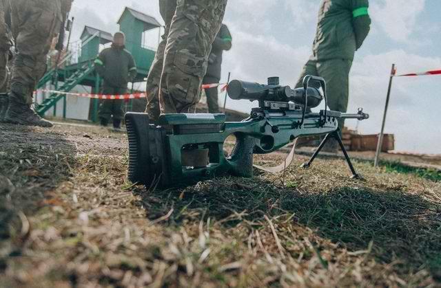 Sứ giả tử thần : Kinh nghiệm thao trường hun đúc lính bắn tỉa Nga - Ảnh 7.