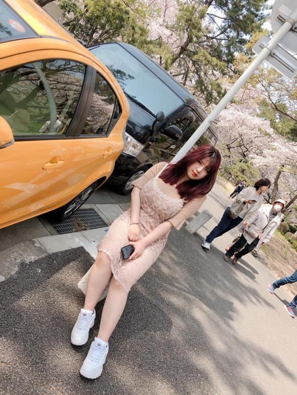 """Bỏ Việt Nam """"trốn"""" sang tận Nhật Bản, cô gái vòng một khủng hơn 1 mét vẫn không thoát khỏi sự săm soi và bị người khác làm điều này tại ga tàu điện ngầm - Ảnh 8."""