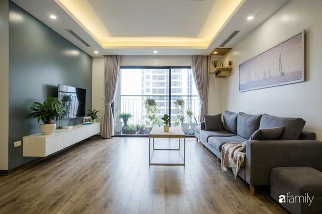 Căn hộ 100m² gây ấn tượng theo phong cách đương đại có tổng chi phí 260 triệu đồng ở Long Biên, Hà Nội - Ảnh 9.