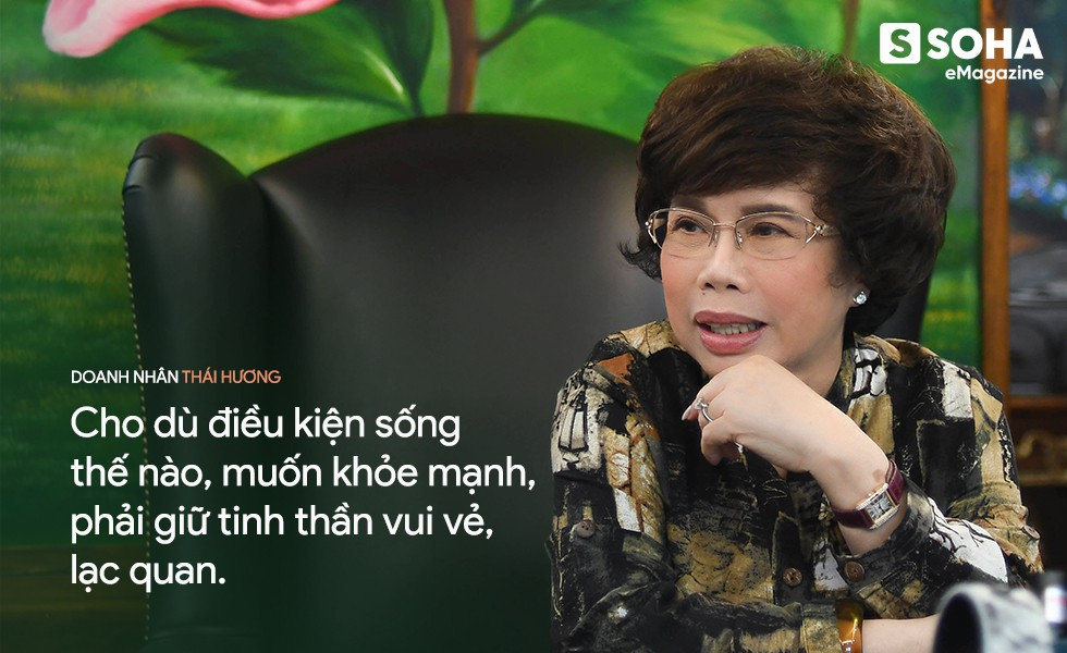 Doanh nhân Thái Hương tiết lộ dược thư chăm sóc sức khỏe và bí quyết để năng động hiếm ai theo kịp - Ảnh 15.