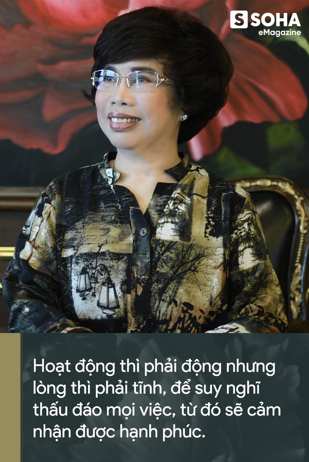 Doanh nhân Thái Hương tiết lộ dược thư chăm sóc sức khỏe và bí quyết để năng động hiếm ai theo kịp - Ảnh 13.