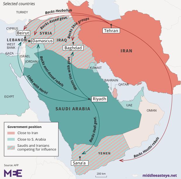 Gậy ông đập lưng ông: Cú đâm sau lưng của Mỹ ở Syria khiến Saudi đổi phe sang Iran? - Ảnh 4.