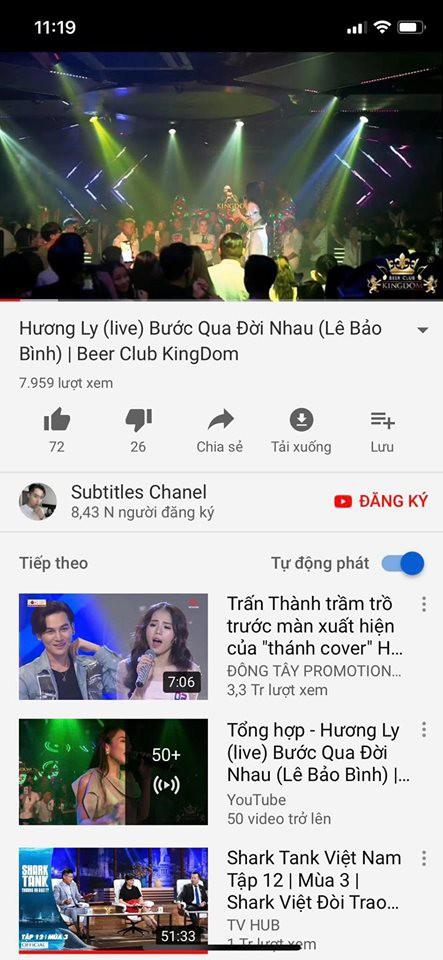 Phía Khắc Việt bức xúc thái độ của Hương Ly, yêu cầu gỡ toàn bộ clip cover - ảnh 3