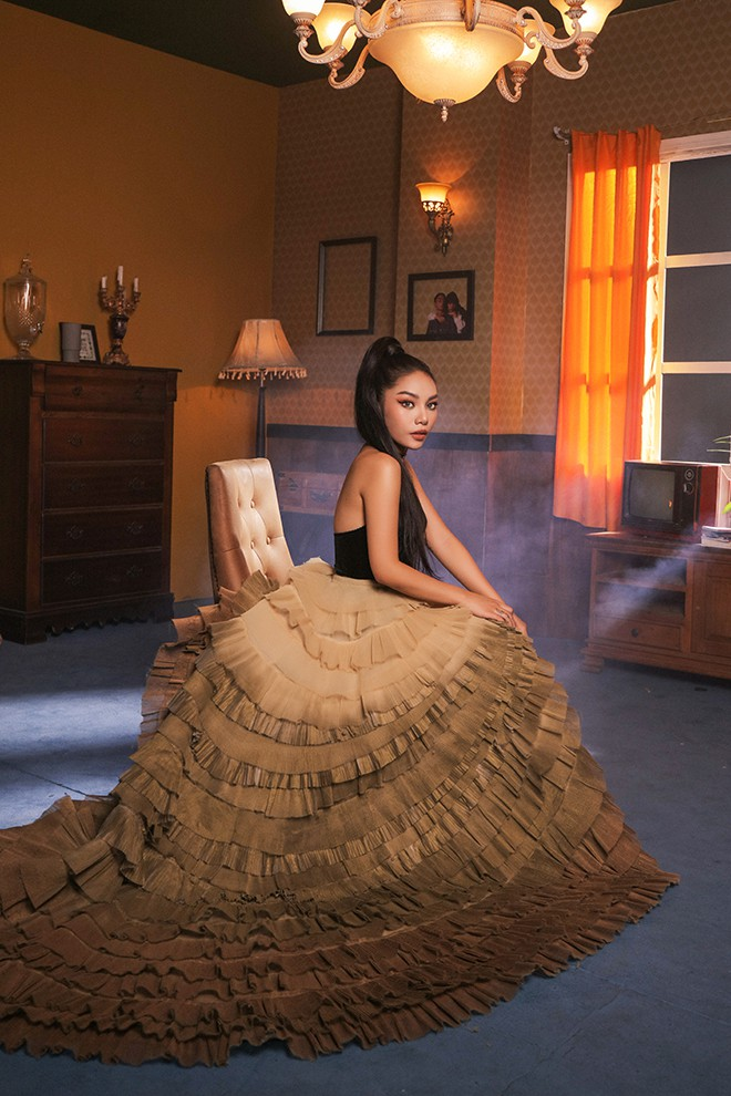 Hình ảnh nóng bỏng ở tuổi 22 của quán quân The Voice Vũ Thảo My - Ảnh 10.