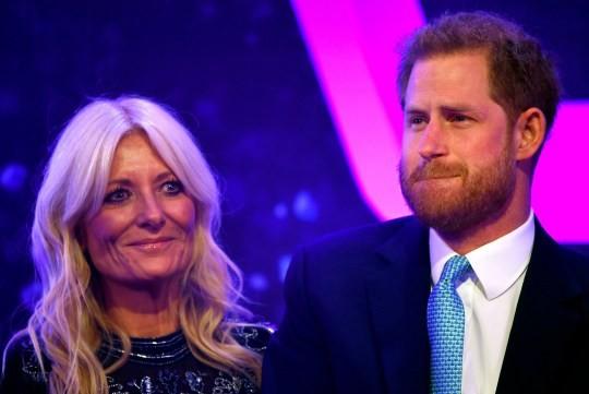 Hoàng tử Harry nghẹn ngào khi nhắc về khoảng thời gian vợ mang thai - Ảnh 1.