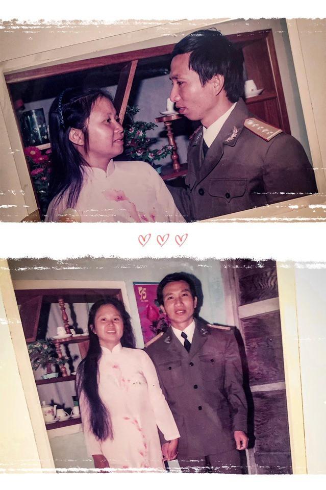 Nhật ký mùi mẫn của vợ bác sĩ Đà Nẵng, 11 năm yêu xa mới được về chung nhà - Ảnh 6.