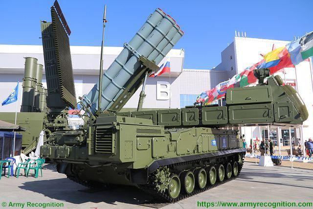 Nga cấp tốc trang bị tổ hợp phòng không Buk-M3 cho quân khu Trung tâm - ảnh 2
