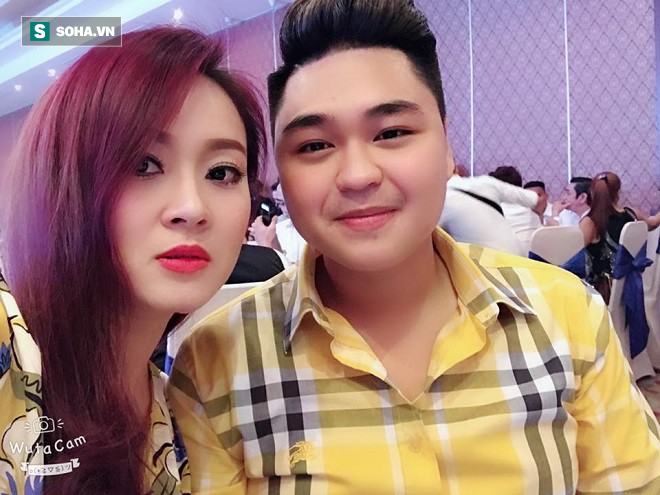 Chân dung người mẹ có 2 con riêng, hơn 8 tuổi vẫn được con trai Lê Giang yêu say đắm - Ảnh 4.