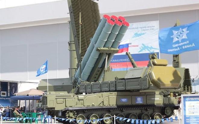Nga cấp tốc trang bị tổ hợp phòng không Buk-M3 cho quân khu Trung tâm - ảnh 5