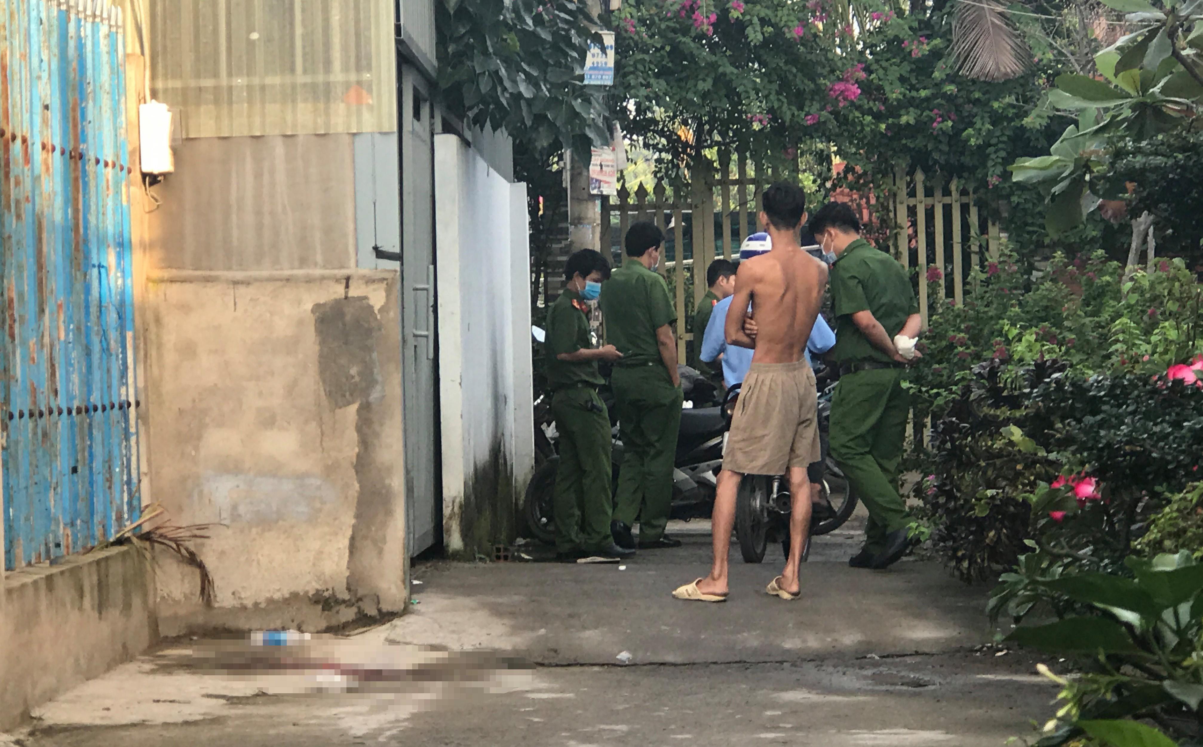 Người đàn ông nghi bị bắn chết khi đến nhà bạn chơi ở Sài Gòn