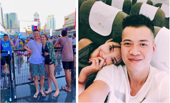 HOT: Lưu Đê Ly tổ chức lễ cưới cùng người đàn ông từng khiến cô chịu tiếng Tuesday trên phố Hàng Buồm - Ảnh 1.