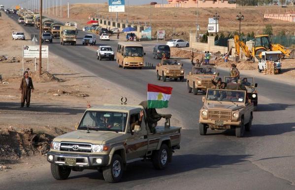 Tại sao 200.000 lính Kurd Iraq án binh bất động khi Thổ tấn công người Kurd Syria? - Ảnh 1.