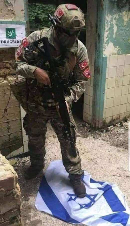 Thổ tấn công người Kurd nhưng súng lại chĩa vào Israel: Nhà nước Do Thái tứ bề thọ địch? - Ảnh 9.