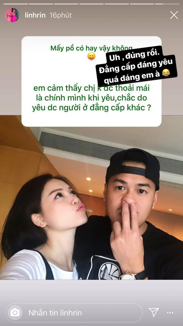 Bị nói: 'Không cùng đẳng cấp với người yêu', bạn gái thiếu gia Phillip Nguyễn nhẹ nhàng đáp trả khiến ai ai cũng nể - ảnh 1