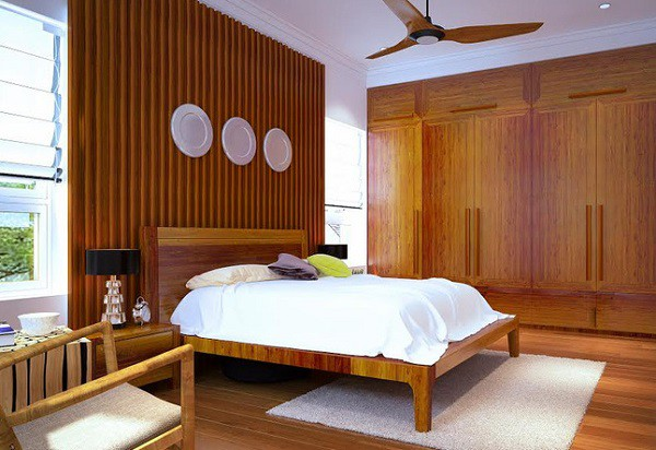 Kê giường ngủ kiểu này bảo sao làm mãi không giàu, tiểu tam chen vào phá đám - Ảnh 1.