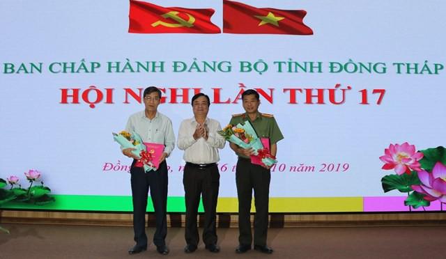 Ban Bí thư Trung ương Đảng chuẩn y, chỉ định nhân sự 2 tỉnh - Ảnh 1.