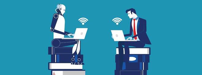 Gần 90% công nhân Trung Quốc nói họ thà tin tưởng một con robot hơn người quản lý của mình - Ảnh 2.