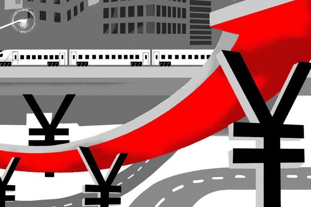 Vòng luẩn quẩn của sự trì trệ ở Trung Quốc: Kinh tế giảm tốc, ngân hàng thắt chặt cho vay, chính quyền địa phương không có tiền để đầu tư những dự án kích thích tăng trưởng - Ảnh 3.
