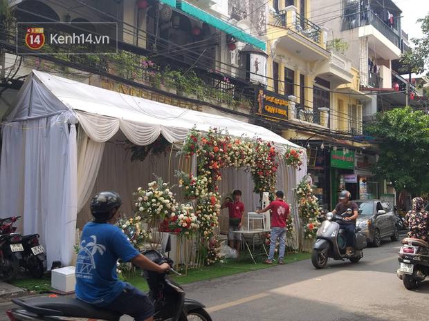 HOT: Lưu Đê Ly tổ chức lễ cưới cùng người đàn ông từng khiến cô chịu tiếng Tuesday trên phố Hàng Buồm - Ảnh 6.