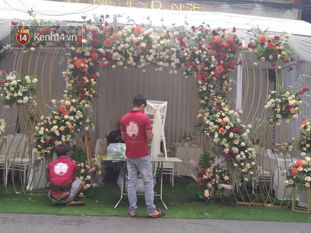 HOT: Lưu Đê Ly tổ chức lễ cưới cùng người đàn ông từng khiến cô chịu tiếng Tuesday trên phố Hàng Buồm - Ảnh 7.
