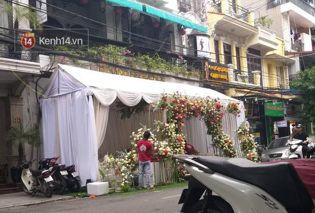 HOT: Lưu Đê Ly tổ chức lễ cưới cùng người đàn ông từng khiến cô chịu tiếng Tuesday trên phố Hàng Buồm - Ảnh 8.
