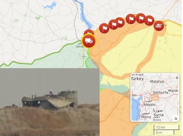 QĐ Syria căng thẳng trên 2 mặt trận - Lính Mỹ tháo chạy, bỏ mặc đặc nhiệm Pháp giữa tử địa - Ảnh 15.