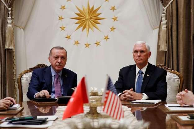 Bất ngờ 5 ngày ngừng chiến tại bắc Syria: Chông chênh thỏa thuận giữa trái chiều Mỹ, Thổ - Ảnh 2.