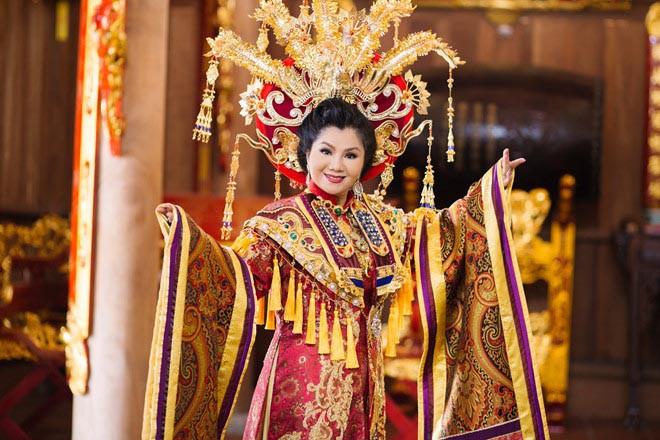Danh tính cô đào cải lương đã đề nghị ca sĩ chuyển giới Lâm Khánh Chi kết hôn - Ảnh 6.