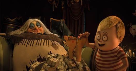 Gặp gỡ các thành viên trong gia đình kỳ quái nhất làng phim hoạt hình - Gia đình Addams - Ảnh 4.