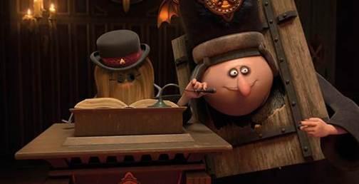 Gặp gỡ các thành viên trong gia đình kỳ quái nhất làng phim hoạt hình - Gia đình Addams - Ảnh 3.