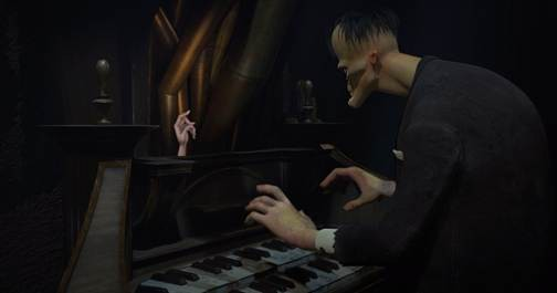 Gặp gỡ các thành viên trong gia đình kỳ quái nhất làng phim hoạt hình - Gia đình Addams - Ảnh 5.