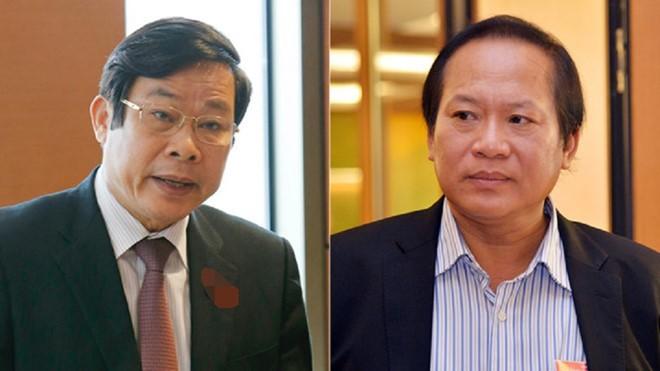 Nhận 3 triệu USD từ Phạm Nhật Vũ, cựu Bộ trưởng Nguyễn Bắc Son cất tiền ngoài ban công - Ảnh 1.