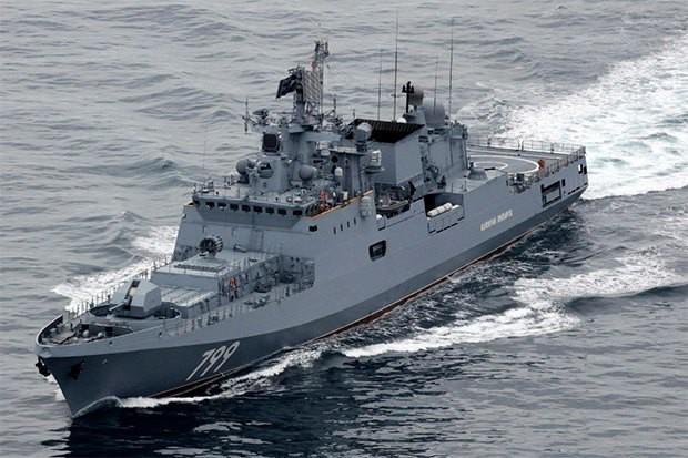 Thổ Nhĩ Kỳ chịu tổn thất lớn đầu tiên ở Syria - Tàu chiến Nga ồ ạt phóng tên lửa Kalibr tới sát biên giới Israel? - Ảnh 7.