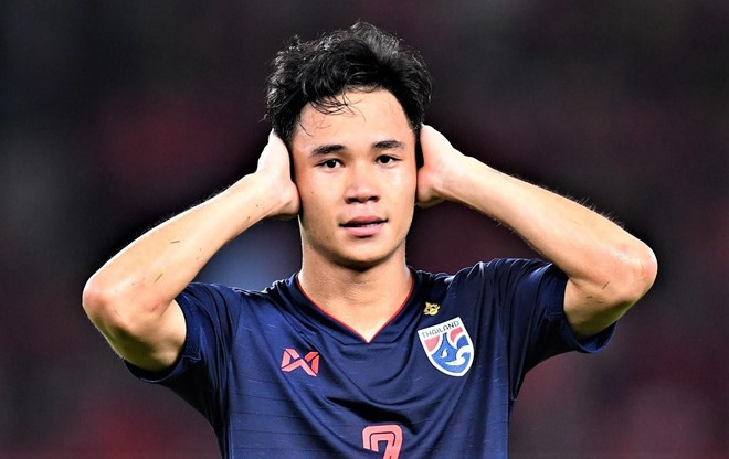 Thái Lan triệu tập 4 ngôi sao đấu Việt Nam ở SEA Games 30 - Ảnh 1.