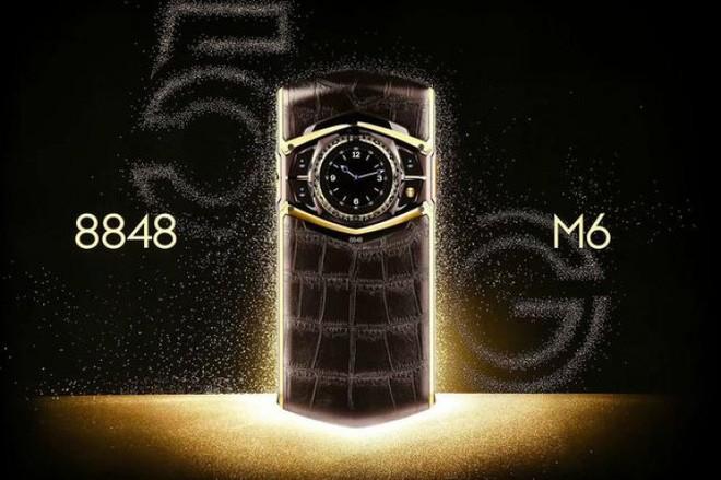 Hãng Trung Quốc công bố smartphone dùng chip Snapdragon 865, bộ nhớ trong 1TB, camera 64MP, có cả đồng hồ cơ ở mặt lưng - Ảnh 1.