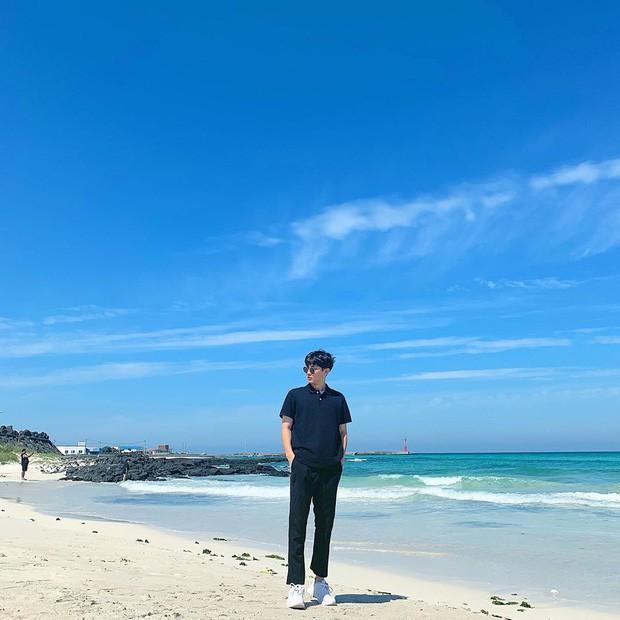 Hot boy mới nổi của Hàn Quốc và hành trình lột xác gây sốt - ảnh 12