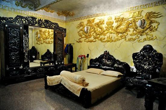 Những ngôi nhà dát vàng, xa xỉ của sao Việt - Ảnh 9.