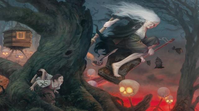 Onibaba: Con yêu quái Ba Bị đáng sợ trong truyền thuyết Nhật Bản - Ảnh 1.