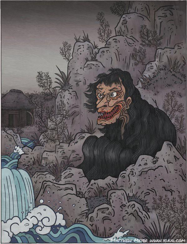 Onibaba: Con yêu quái Ba Bị đáng sợ trong truyền thuyết Nhật Bản - Ảnh 2.