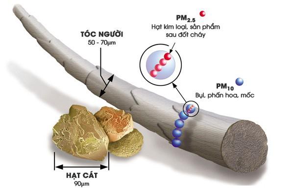 Gợi ý vài loại khẩu trang lọc bụi mịn tốt, dùng được lâu cho những ngày ô nhiễm đỉnh điểm này - Ảnh 1.